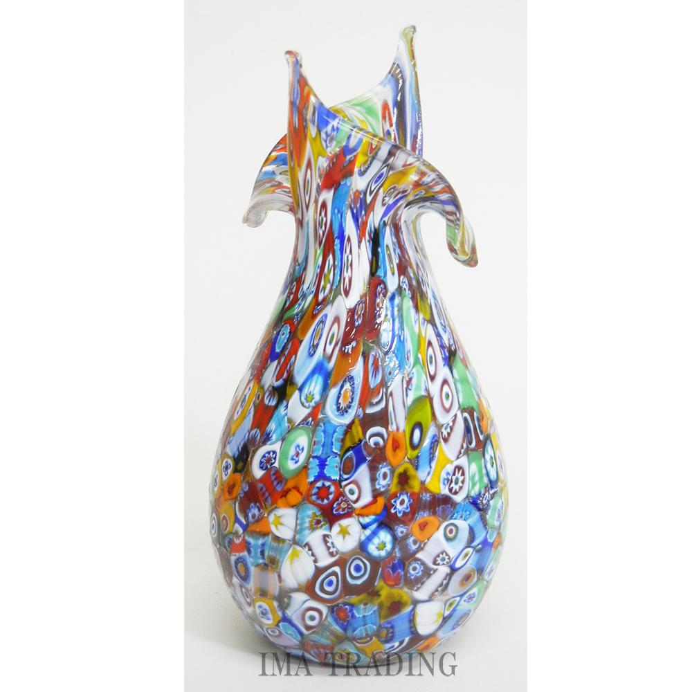 イタリア製 花瓶【P3-MC14】