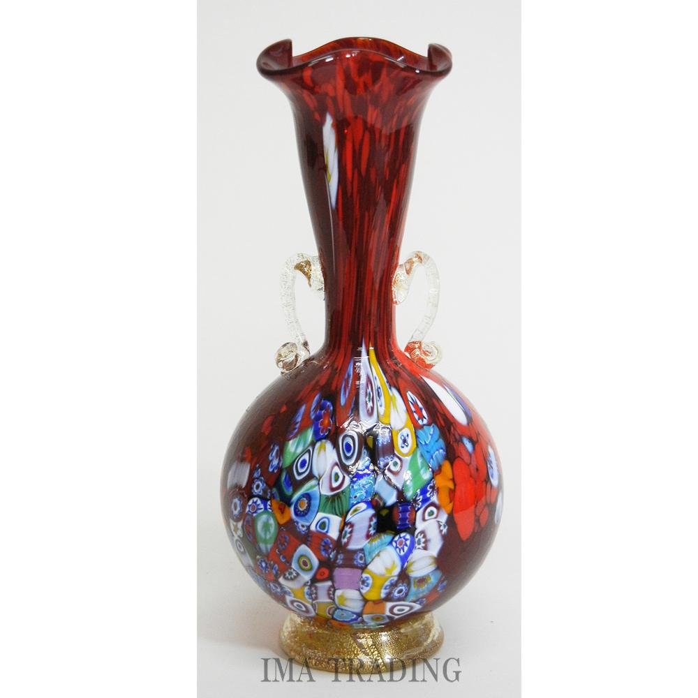イタリア製 花瓶【P3-P28B】