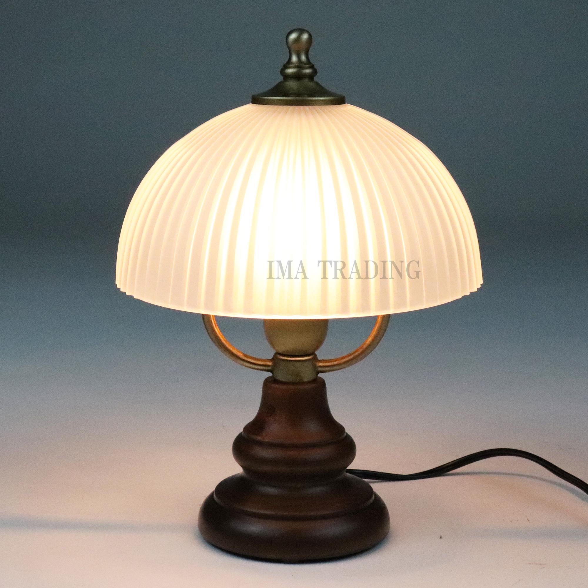 イタリア製 卓上ランプ【66-093RB】
