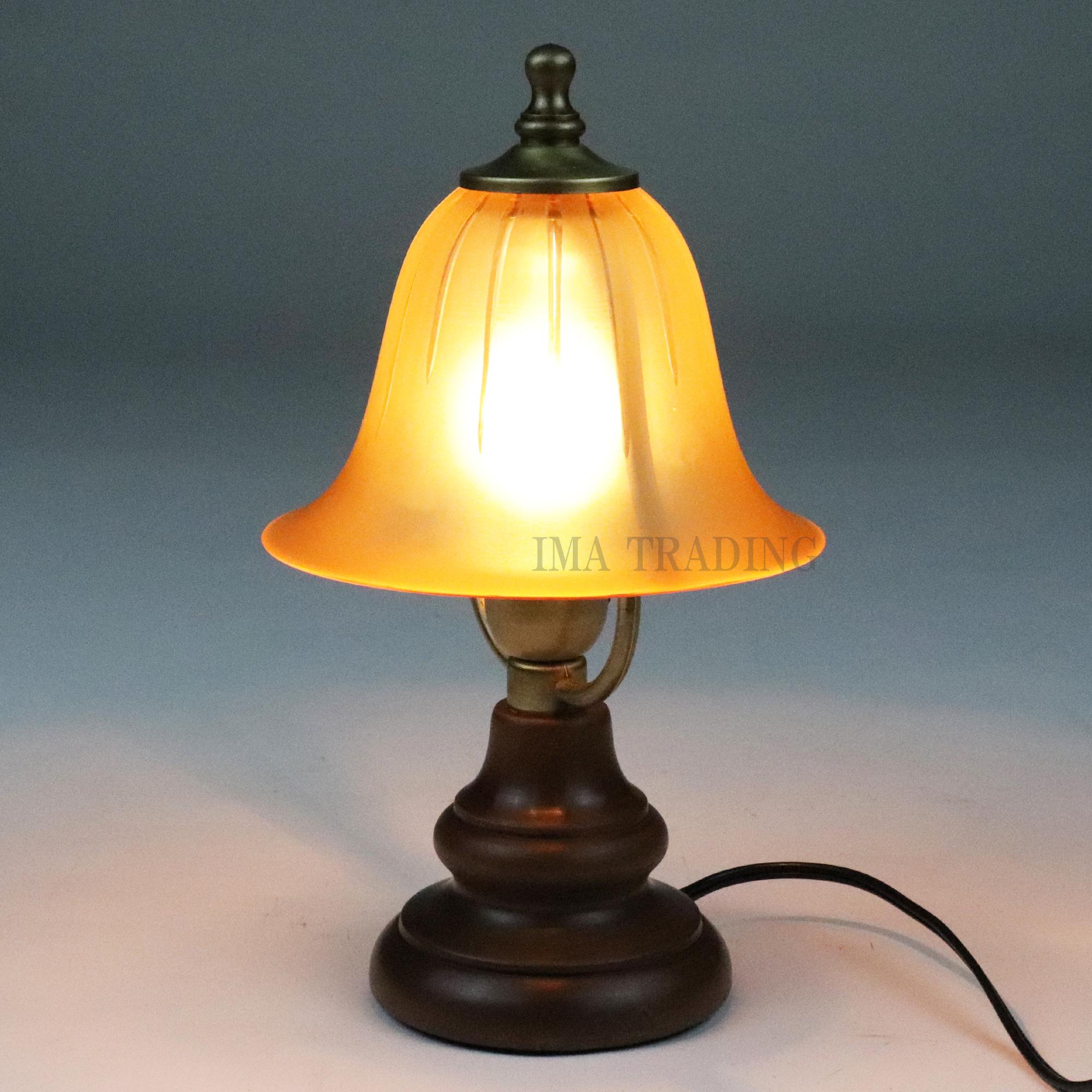 イタリア製 卓上ランプ【66-4803YC】