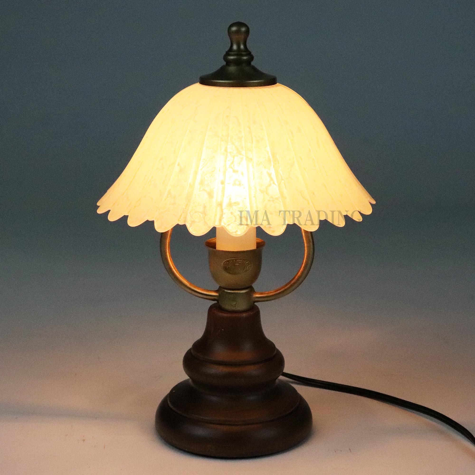 イタリア製 卓上ランプ【66-480331】
