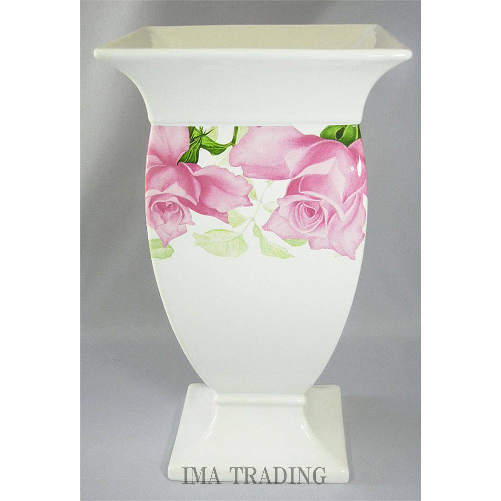 イタリア製 花瓶【K6-908R】