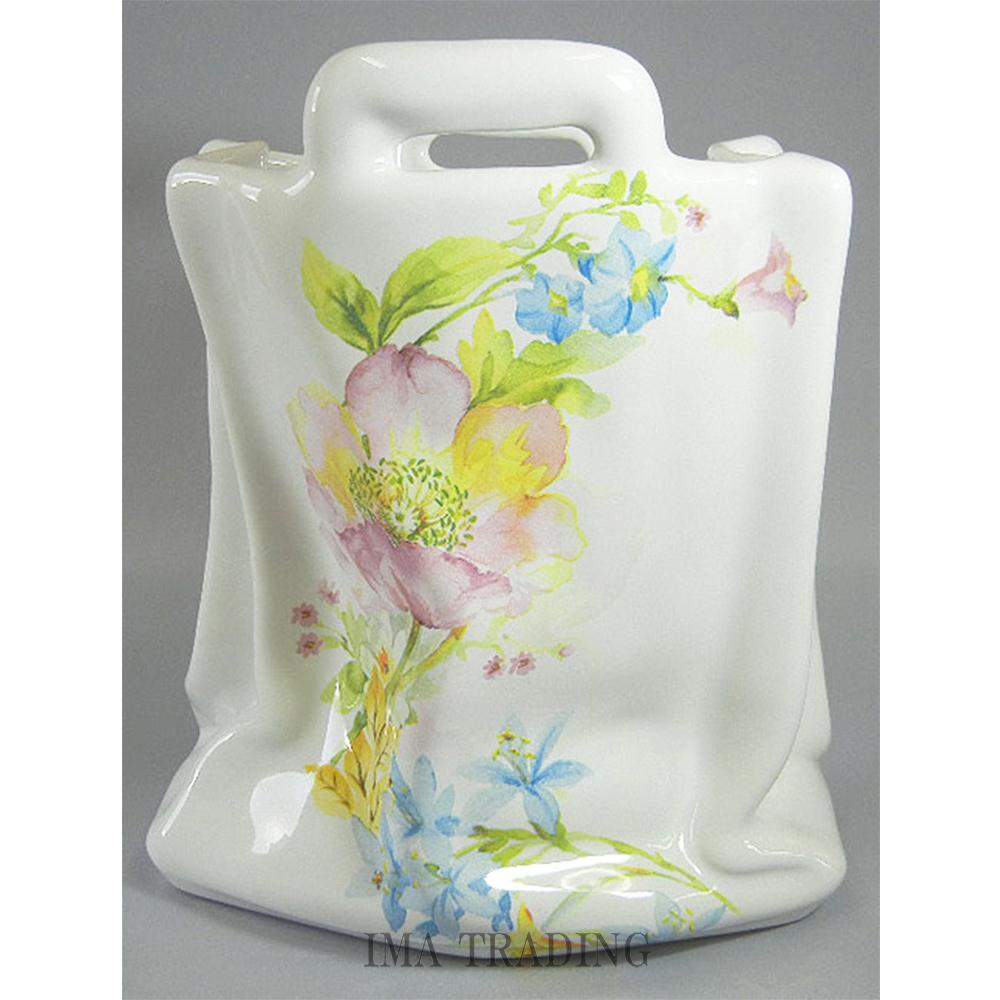 イタリア製 花瓶【K6-980D】