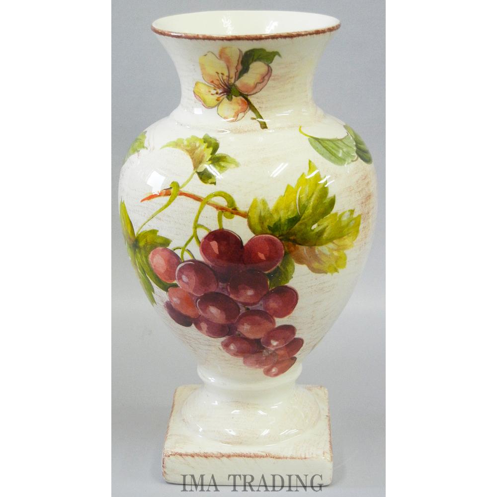 イタリア製 花瓶【M7-F45030】