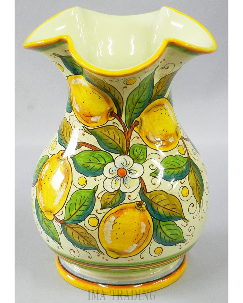 イタリア製 花瓶【M8-56428L】
