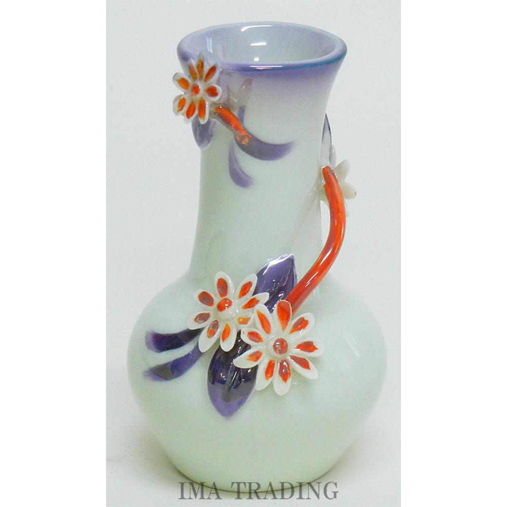 イタリア製 花瓶【N7-1240】