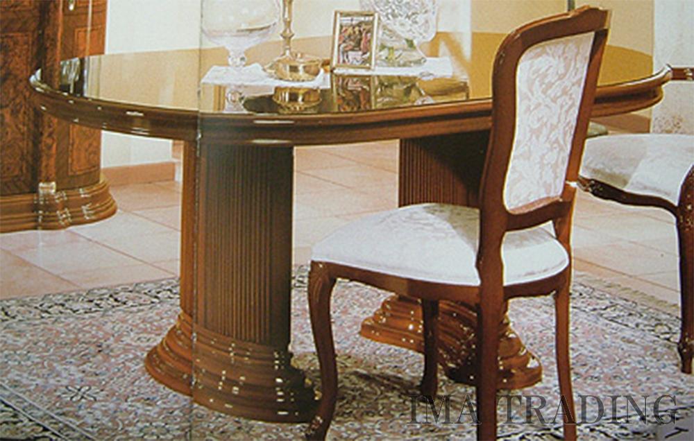 イタリア製 ダイニングテーブル【B3-5009】