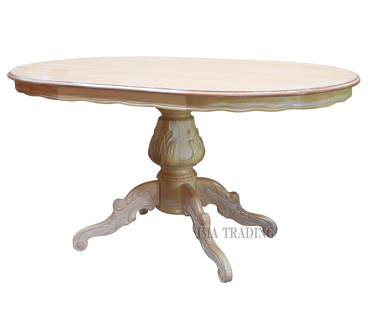 イタリア製 ダイニングテーブル【I3-O140DL】