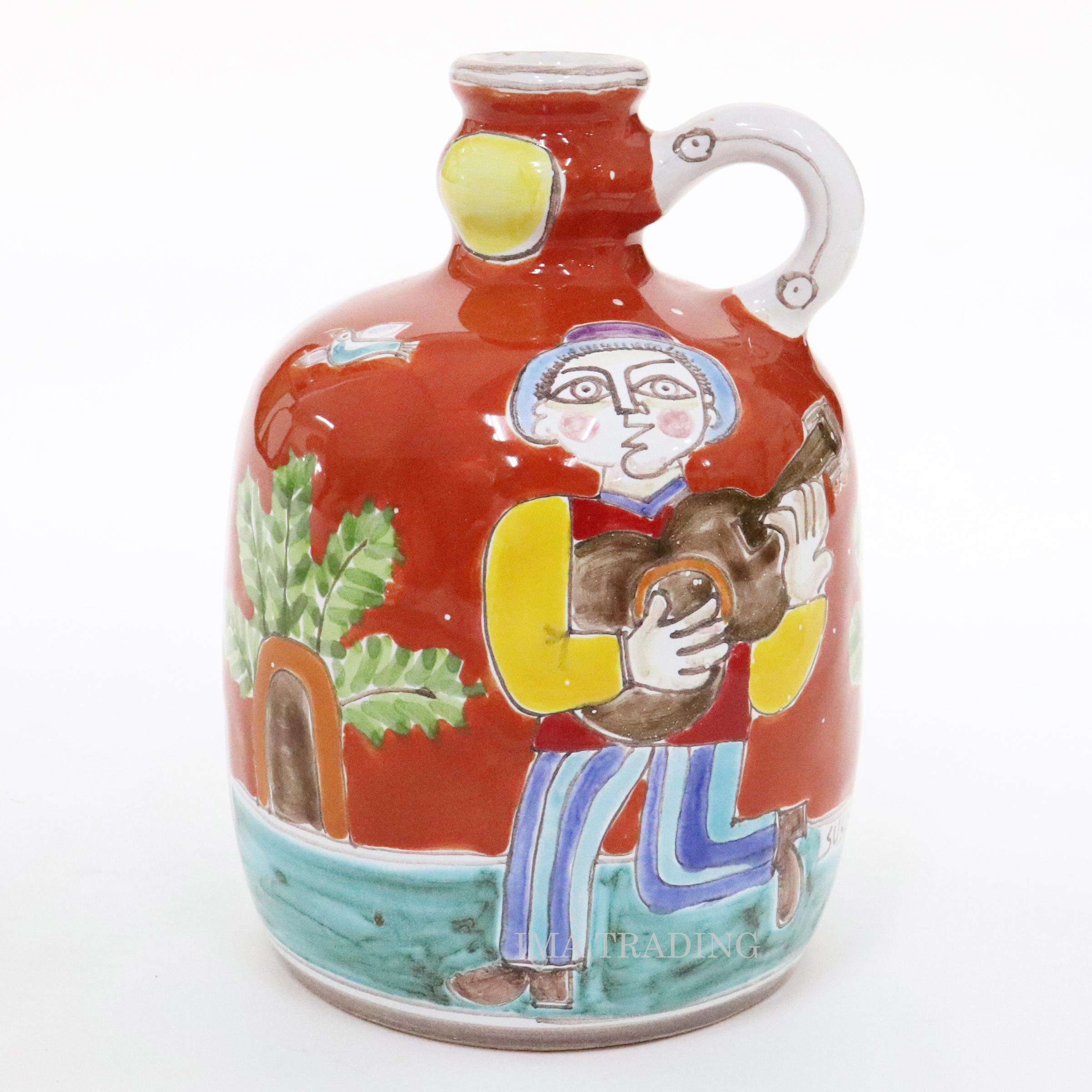 イタリア製 花瓶【M5-105DSC】