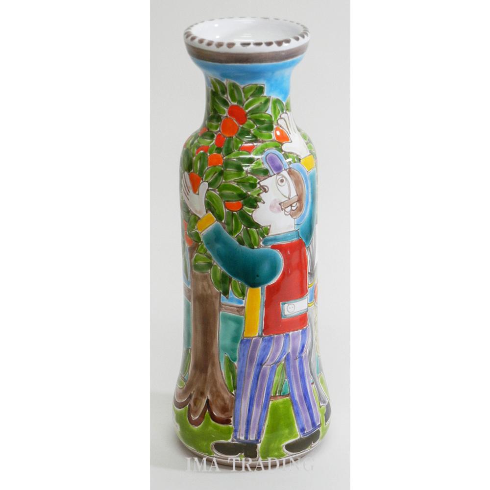イタリア製 花瓶【M5-612DS】