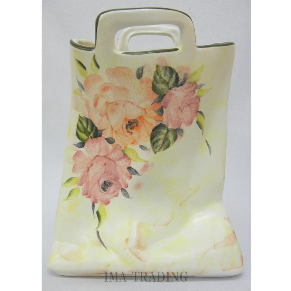 イタリア製 花瓶【25-113/4】
