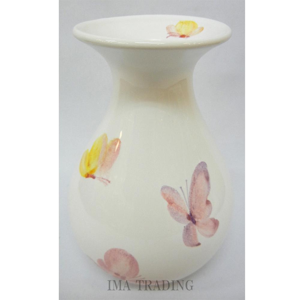 イタリア製 花瓶【25-694/5】