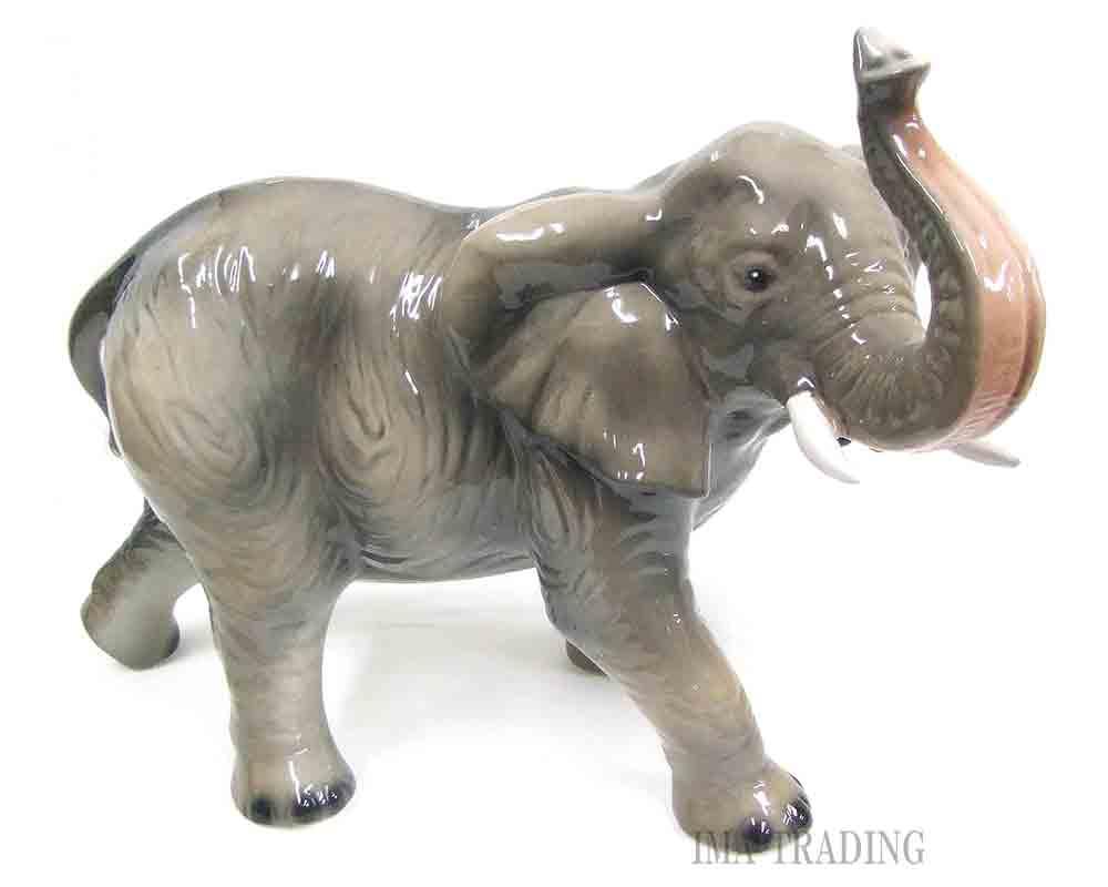 イタリア製 動物置物【H6-452】