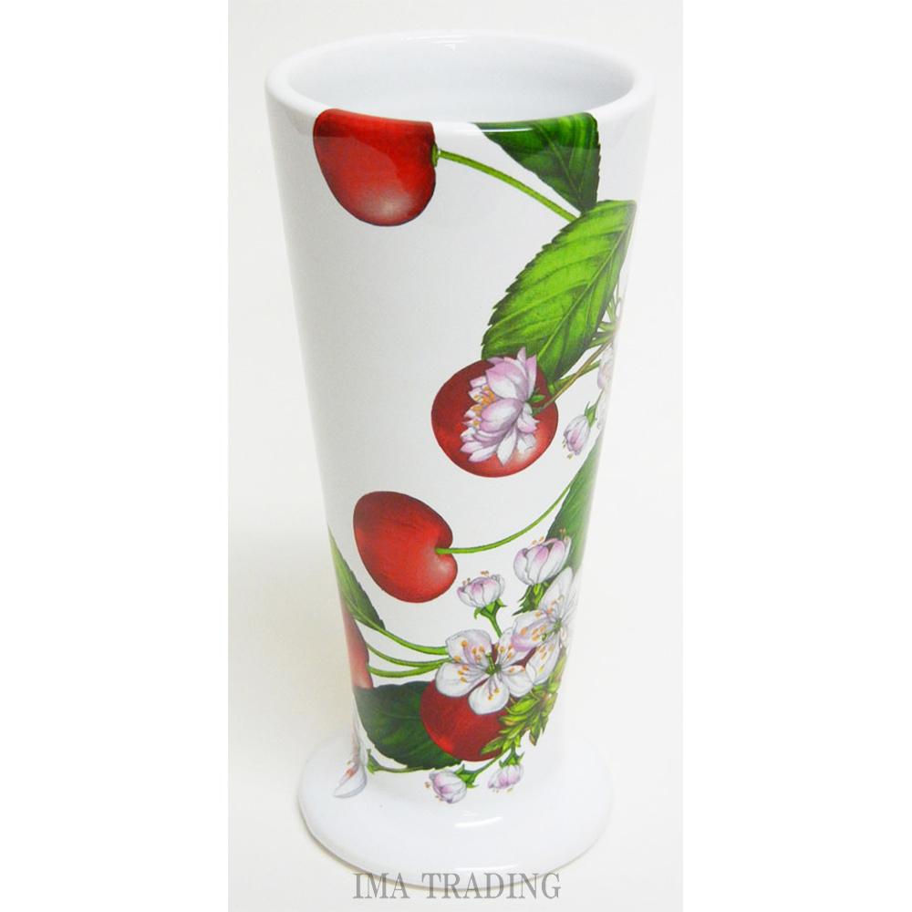 イタリア製 花瓶【K6-313】