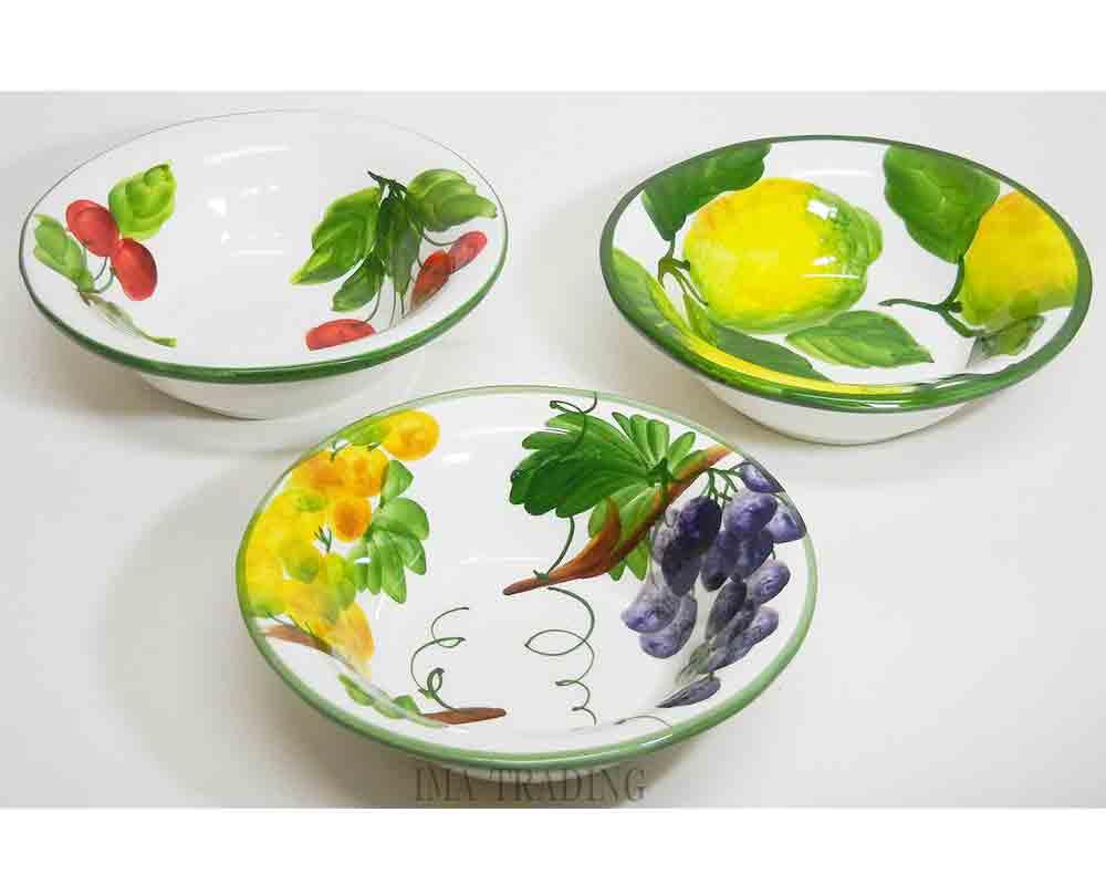 イタリア製 小皿【P2-21314】