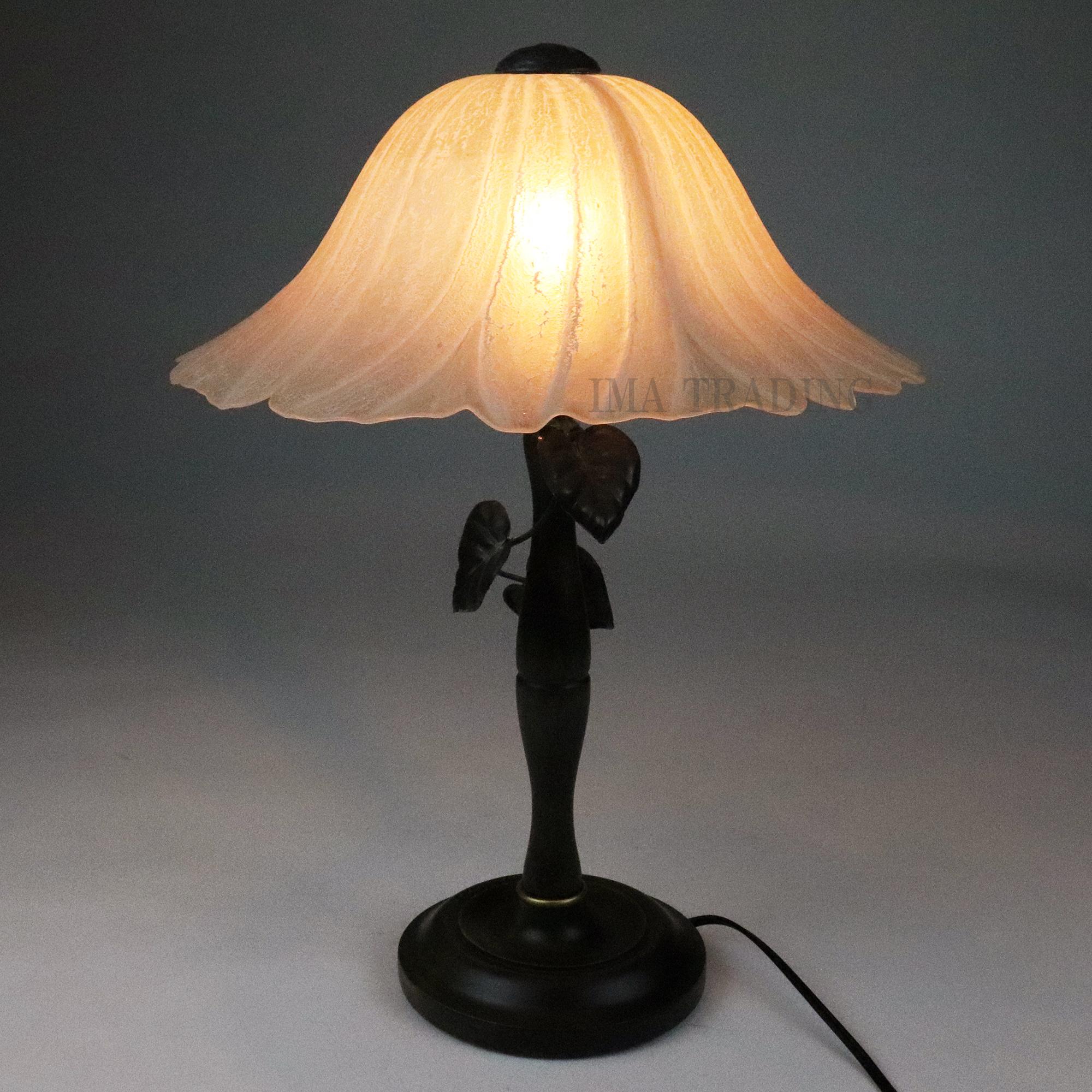 イタリア製 卓上ランプ【66-1600AR】